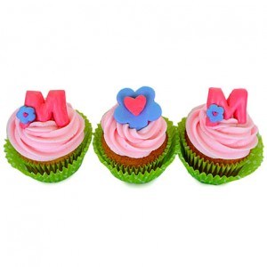 Yummy Surprise For Mom Cupcakes