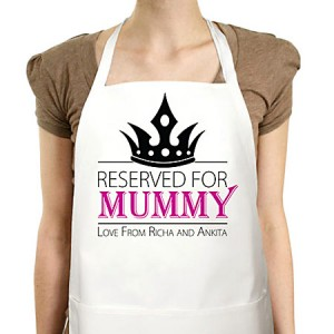 Apron The Secret Of Super Mom