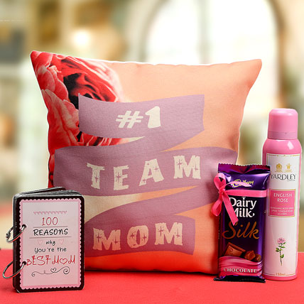 Team Mom Hamper