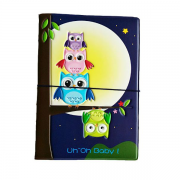 Owl Passport Holder