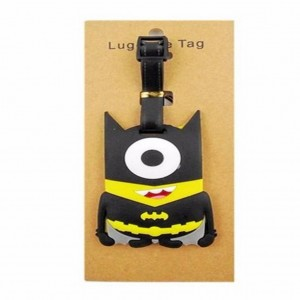 Minion Batman Luggage Tag