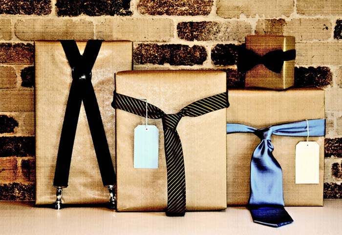 10 Amazing Gift Wrapping Ideas For Fathers Day