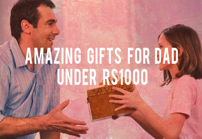 Amazing gifts for dad under Rs.1000